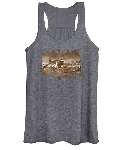 Mary D Humes Final Voyage Women's Tank Top