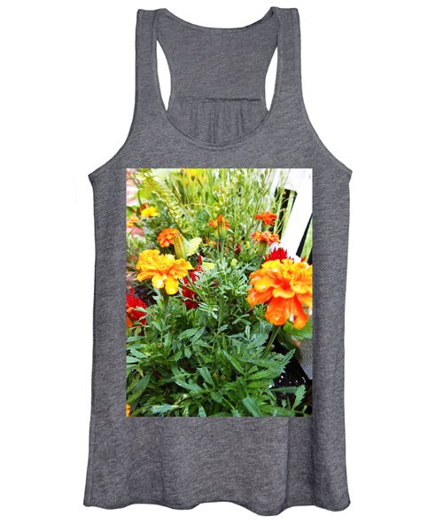 Mary Gold Women's Tank Top