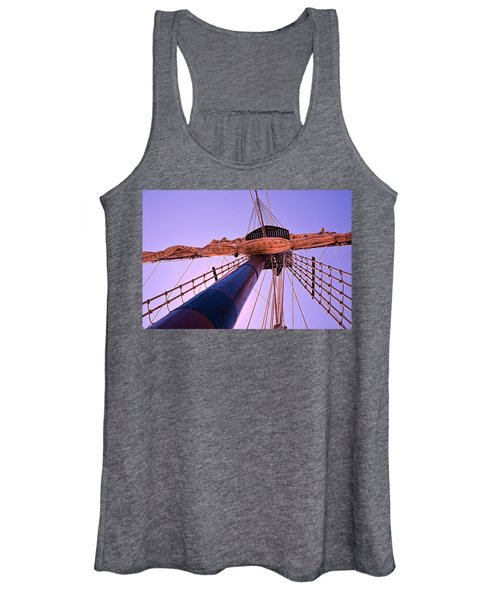 Mast And Sails Women's Tank Top