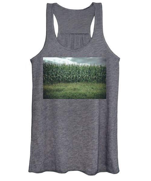 Maize Field Women's Tank Top