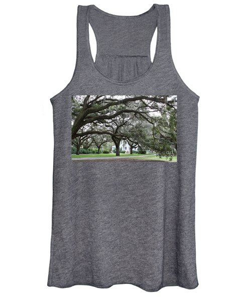Mcleod Plantation Women's Tank Top