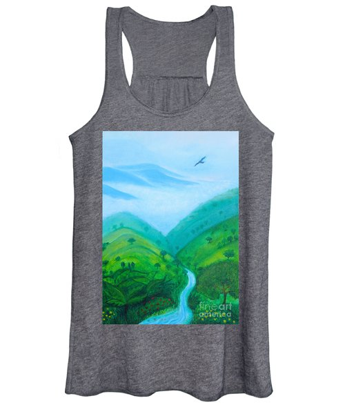 Medellin Natural Women's Tank Top