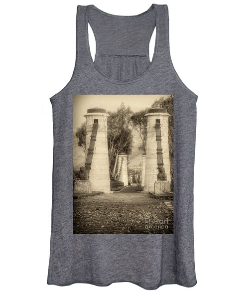Medieval Bridge Women's Tank Top