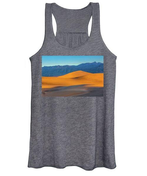 Mesquite Flats Sunsrise Women's Tank Top