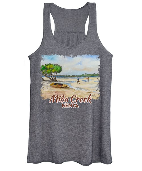 Mida Creek Kenya Women's Tank Top