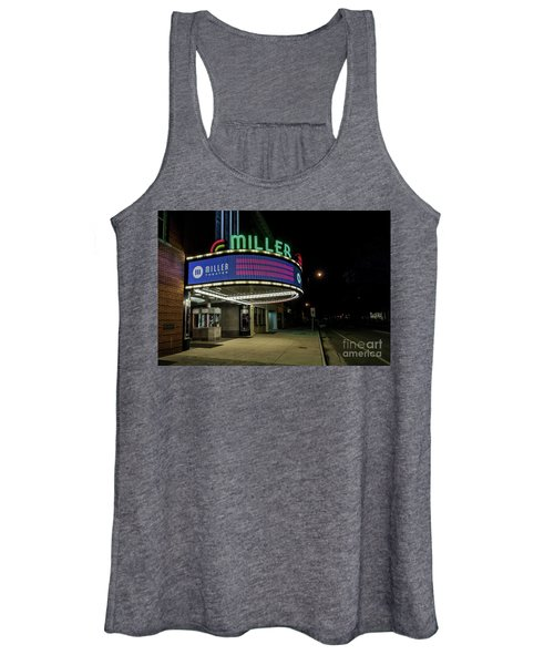 Miller Theater Augusta Ga 2 Women's Tank Top