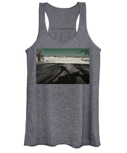 Mississippi Shadow Women's Tank Top