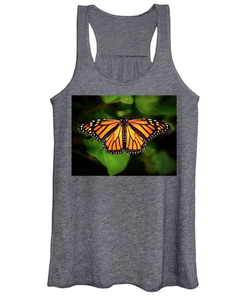 Monarch Butterfly Women's Tank Top