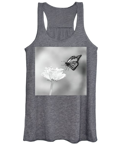 Monarch In Infrared 6 Women's Tank Top