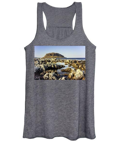 Monemvasia Rock Women's Tank Top