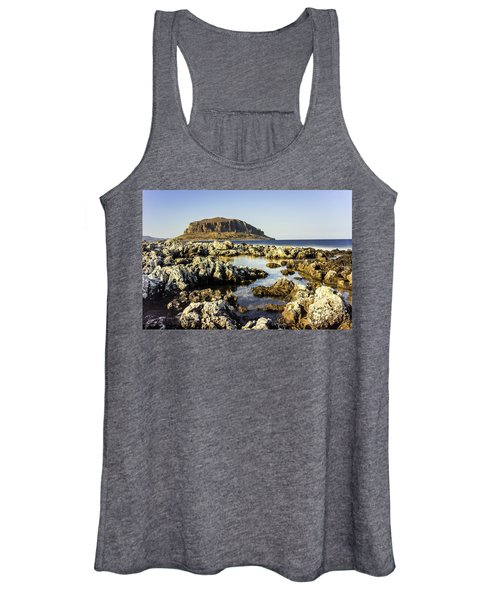 Monemvasia Rock Women's Tank Top