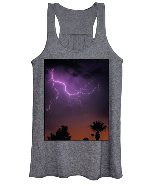 Monsoon Sunset 2019 Women's Tank Top