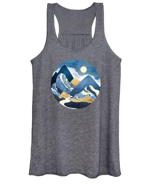 Moon River Women's Tank Top