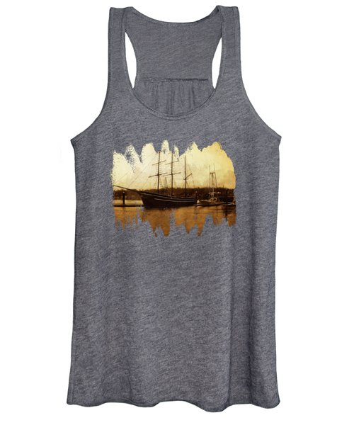 Moored Women's Tank Top