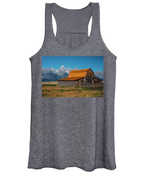 Mormons Barn 3779 Women's Tank Top