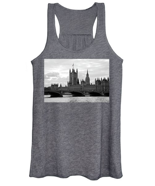 Morning At Westminster - Classic Edition Women's Tank Top