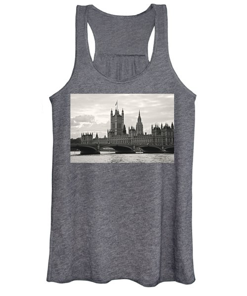 Morning At Westminster - Historic Edition Women's Tank Top