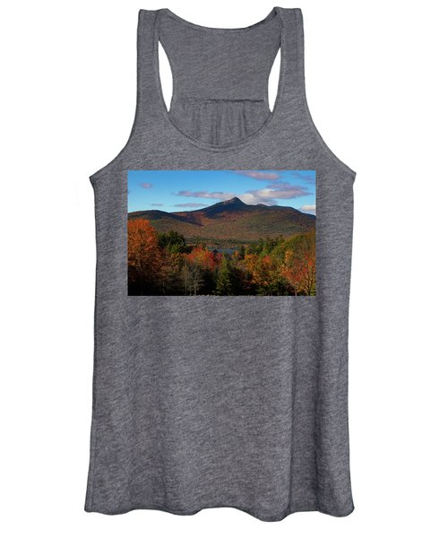 Mount Chocorua New Hampshire Women's Tank Top