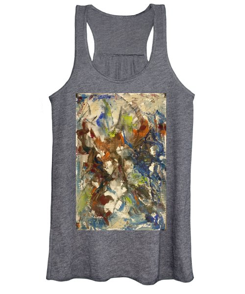 Moving Stage Women's Tank Top