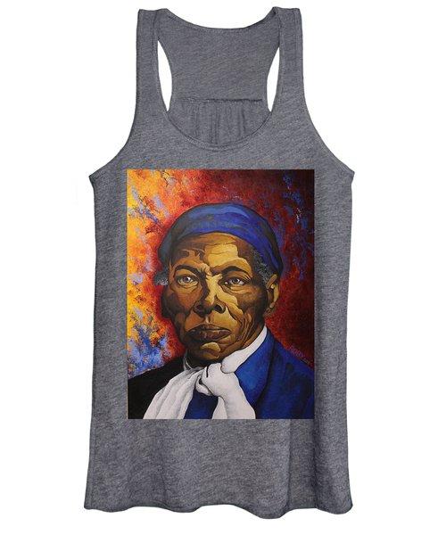 Ms. Tubman Women's Tank Top