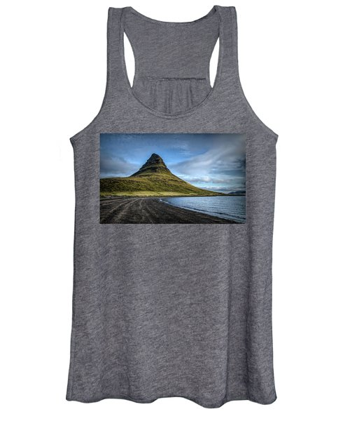 Mt Kirkjufell Women's Tank Top