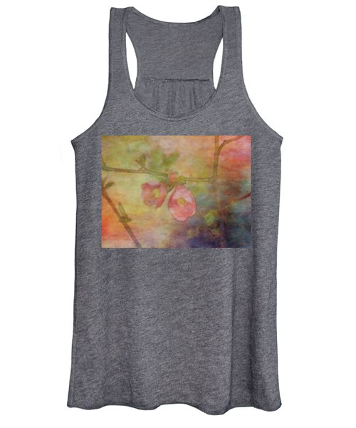 Muted Primaries 8844 Idp_2 Women's Tank Top