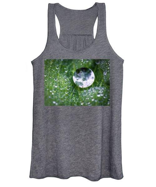 Natures Crystal Ball Women's Tank Top
