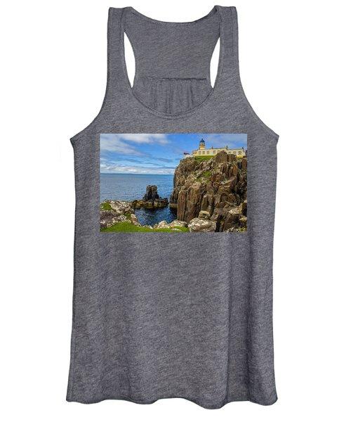 Neist Point Lighthouse Women's Tank Top