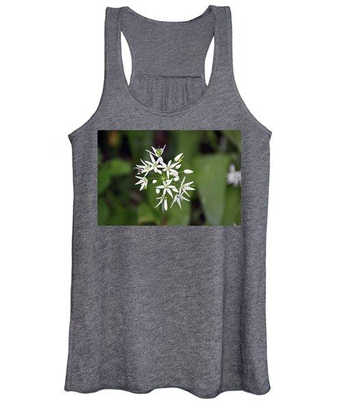 Neston. Wild Garlic. Women's Tank Top