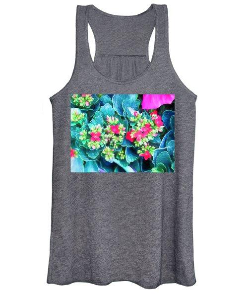 New Blooms Women's Tank Top
