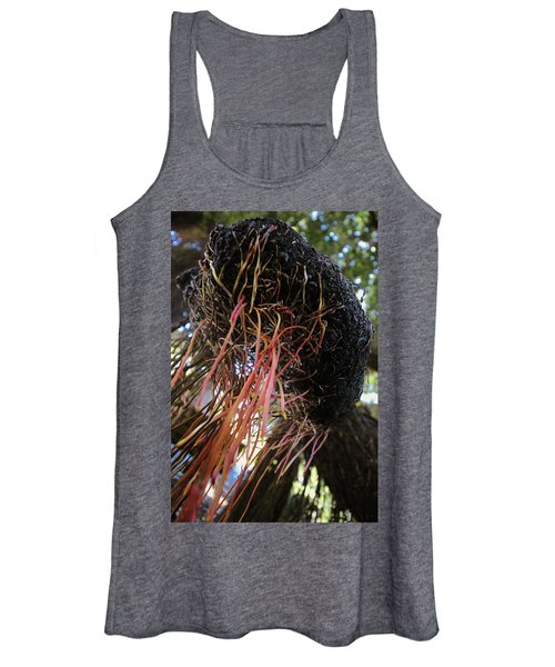 New Zealand Christmas Tree Four Women's Tank Top