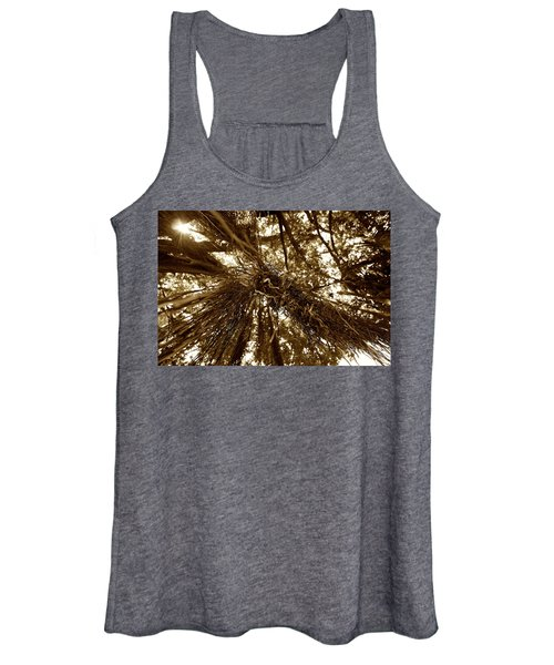 New Zealand Christmas Tree Two Women's Tank Top