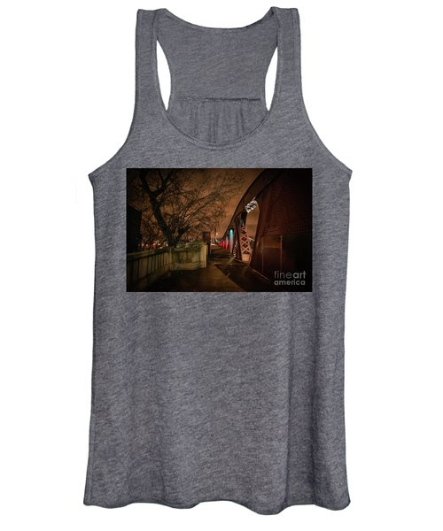 Night Bridge Women's Tank Top