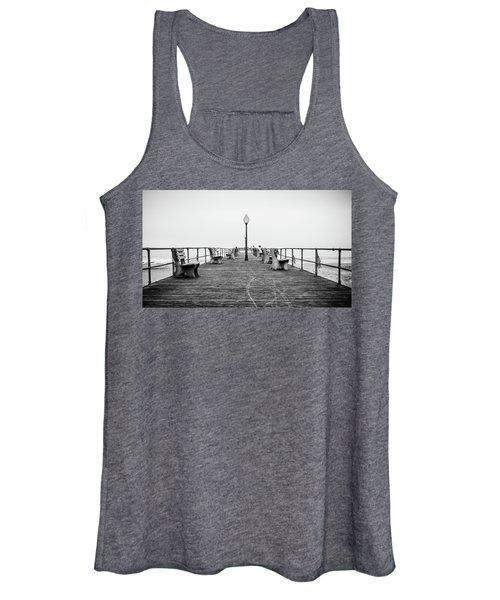 Ocean Grove Pier 1 Women's Tank Top