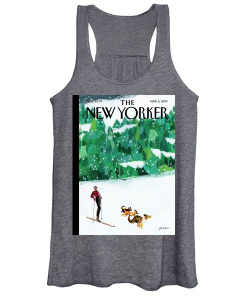 Off The Path Women's Tank Top