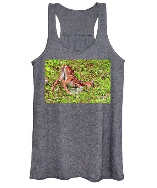 Oh Deer Women's Tank Top