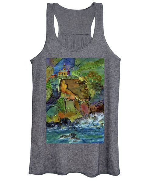 Old Point Loma Lighthouse Women's Tank Top