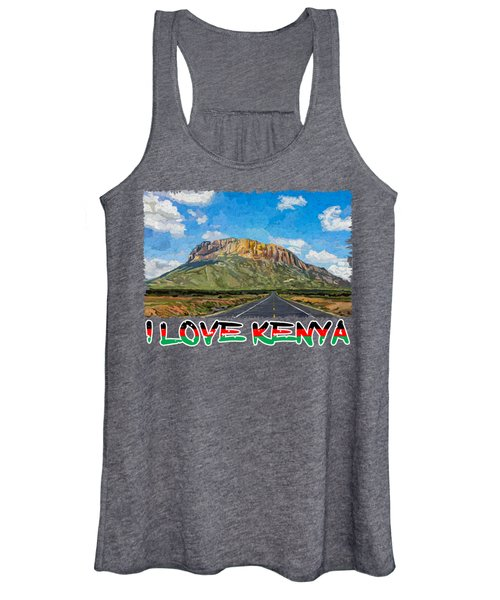 The Sacred Mountain Women's Tank Top