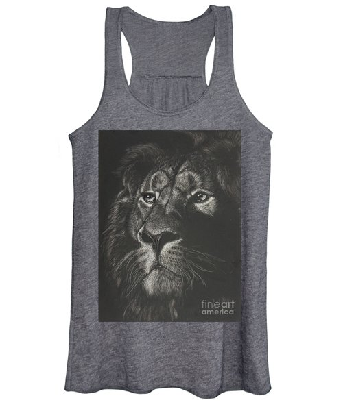 Out From The Dark Women's Tank Top