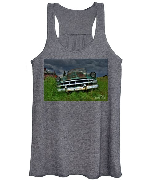 Out To Pasture Women's Tank Top