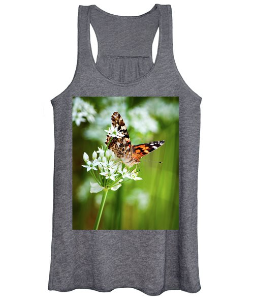 Painted Lady II Women's Tank Top