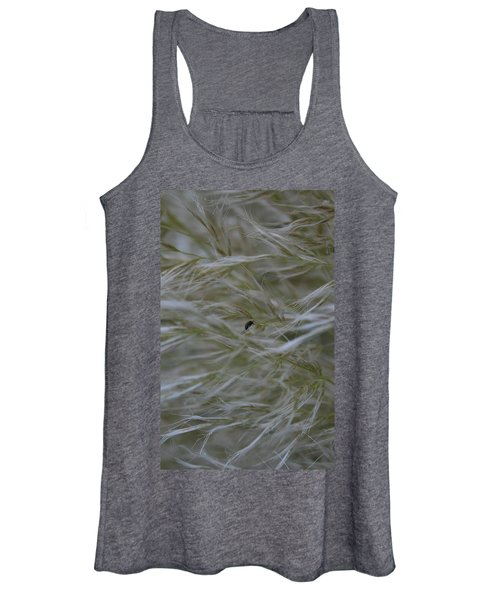 Pampas Grass And Insect Women's Tank Top