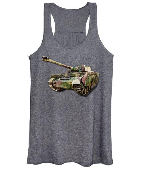 Panzer Iv Women's Tank Top