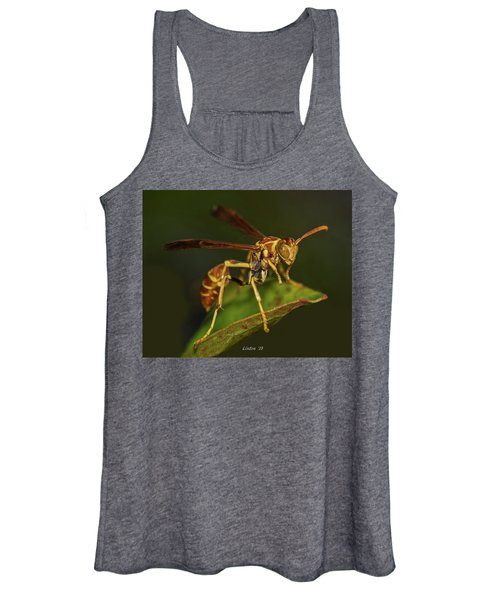 Paper Wasp Women's Tank Top