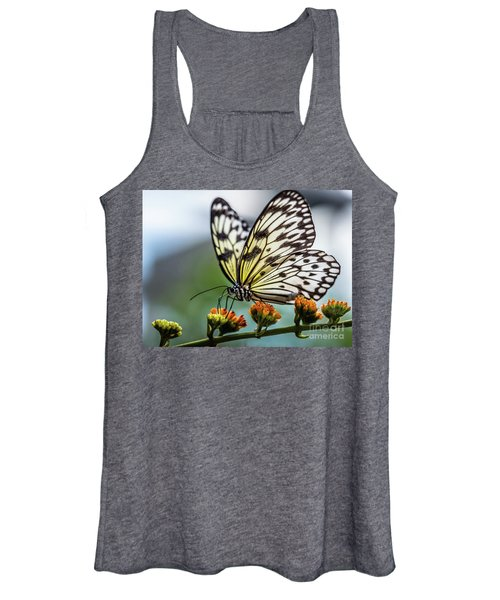 Papillon Women's Tank Top