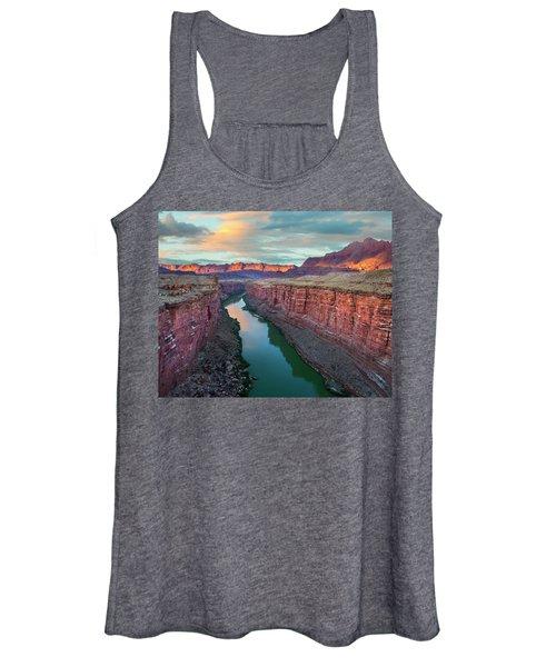 Paria River Canyon, Vermilion Cliffs Women's Tank Top