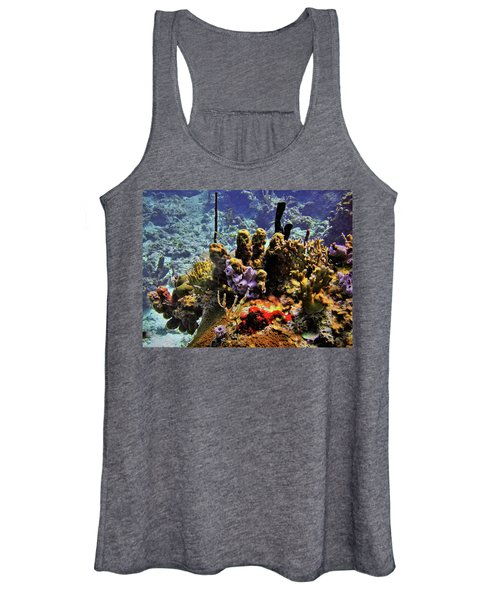 Patch Reef Bluff Women's Tank Top