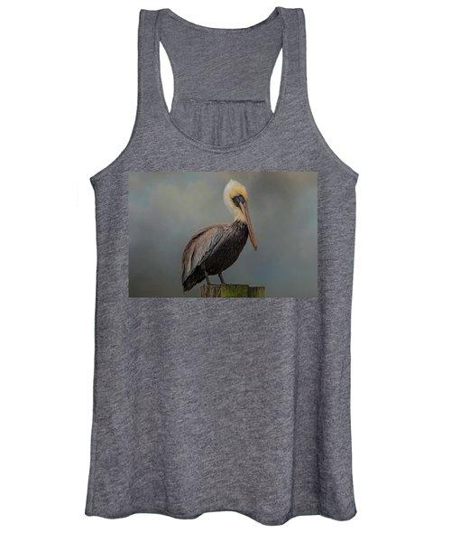 Pelican's Perch Women's Tank Top