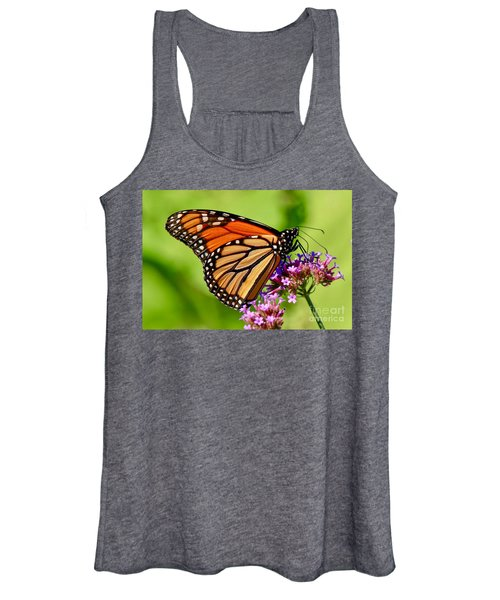 Perfect Monarch Women's Tank Top