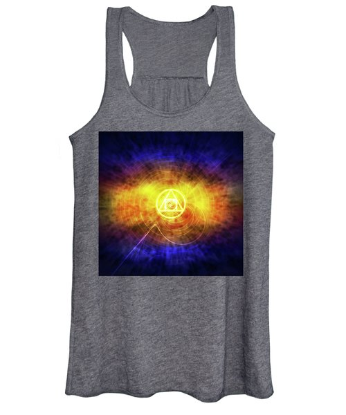 Philosopher's Stone Women's Tank Top